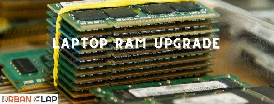 Laptop RAM Upgrade