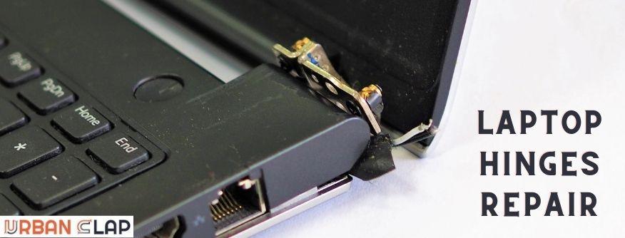 Laptop hinges repair